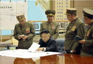 N Korea Nuclear Maps